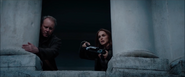 Jane uses teleporter