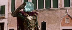 Mysterio Salute