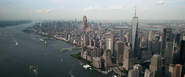 Q-Ship NYC Skyline (AIW)