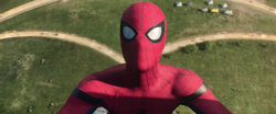 Spider-Man (Washington Monument Rescue)