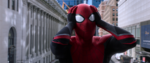 Spider-Man Reaction