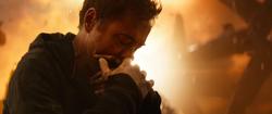 Stark luego de perder la pelea