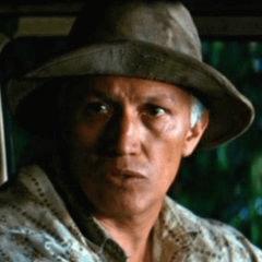 Javier Lambert como Camionero Guatemalteco