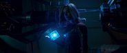 Captain Marvel Tesseract