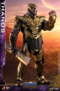 Endgame Thanos Hot Toys 2