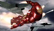 Iron Man 2008 concept art 19