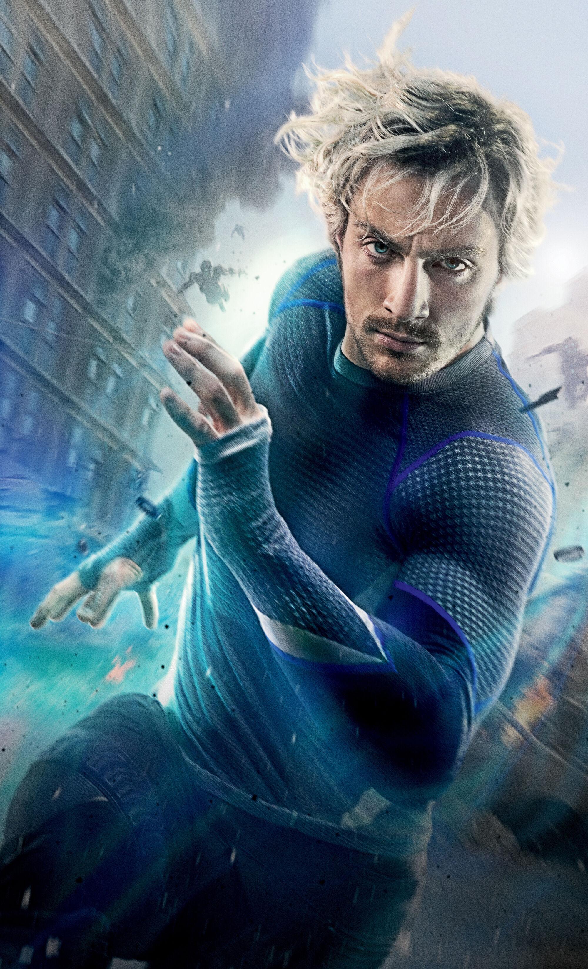Marvel quicksilver movie photos