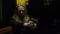 Karen-Page-kills-Wesley-Gun