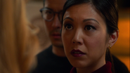 R110 Tina threatens Leslie