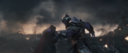 Thor & 2014 Thanos