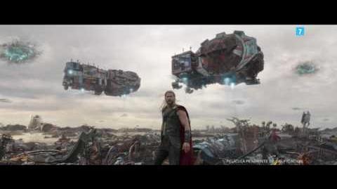 Thor Ragnarok de Marvel Teaser tráiler oficial en español HD