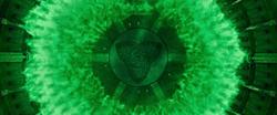 Asgardian Green Flame
