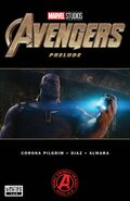 Avengers Untitled Prelude