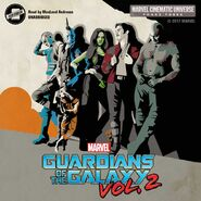 Guardians of the Galaxy Vol 2 Audiobook