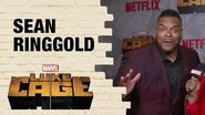 Sean Ringgold Says to Watch out for Sugar in Marvel's Luke Cage Season 2