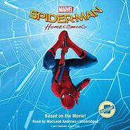 Spider-Man Homecoming Audiobook