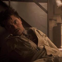 Stark se convence de la energía del Teseracto.