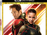 Ant-Man and the Wasp/Home Video