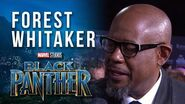 Forest Whitaker at Marvel Studios' Black Panther World Premiere Red Carpet