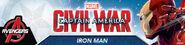 Iron Man Civil War promo