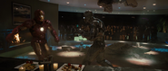 Iron Man vs. War Machine