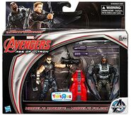 Marvel's Hawkeye and Falcon Toys R Us Exculsive figuers pack