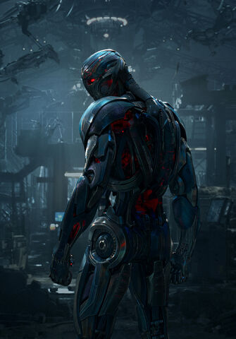 File:Ultron Textless AoU Poster.jpg