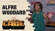 Alfre Woodard on Why You Don't Want to Cross Mariah Dillard in Marvel's Luke Cage Season 2