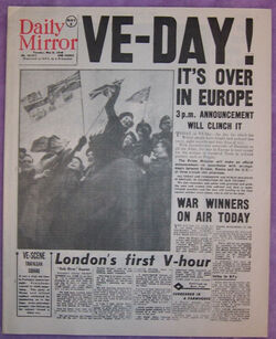 Captain-America-The-First-Avenger-VE-Day-Newspaper-1