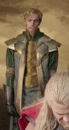 Fandral fiction