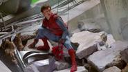 Homemade Spider-Man Suit (JW BTS)