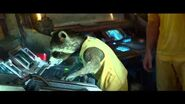 Meet Oreo the Raccoon - Marvel's Guardians of the Galaxy Blu-ray Featurette Clip 6