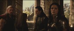Thor Jane Loki Sif