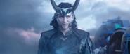 Loki's Smirk