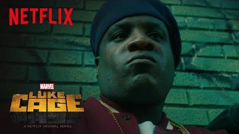 Luke Cage - Street Level Hero Music - 30 September - Netflix