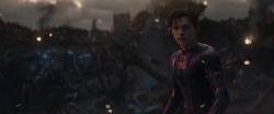 Spider-Man (Death of Tony Stark)