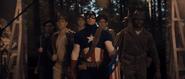 USO Captain America (Propaganda)