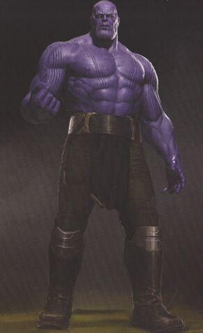 Avengers infinity war concept art book