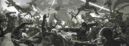 Battle of Earth concept art 11