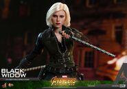 Black Widow Infinity War Hot Toys 1