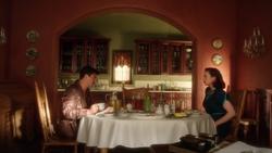 Howard & Peggy - Breakfast (2x10)