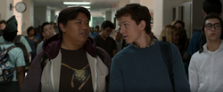 Ned Leeds & Peter Parker (Midtown High)