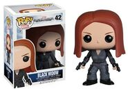 Black Widow WS Funko