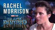 Cinematographer Rachel Morrison at Marvel Studios' Black Panther World Premiere Red Carpet