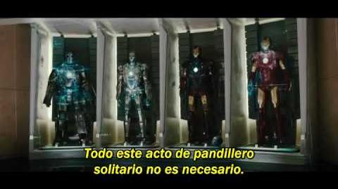 Iron Man 2 - Trailer 2 Subtitulado