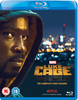 Luke Cage (Season One)/Home Video