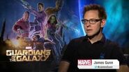 "Marvel's ""Guardians of the Galaxy"" - James Gunn Interview"