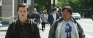 Peter Parker & Ned Leeds (Deleted Scene)