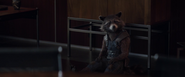 Rocket Raccoon meets Tony Stark