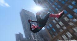 Spider-Man City Swinging
